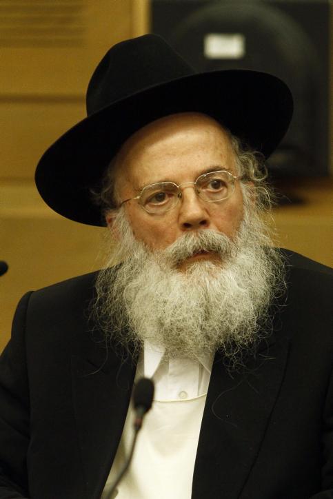 הרב שלום דב וולפא: לא אהסס לחזור לקרוא לסירוב פקודה